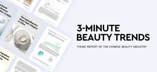 China Beauty Trend Report